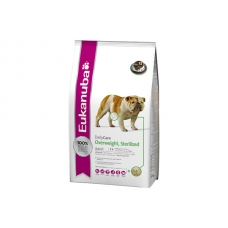 Eukanuba Daily Care Overweight, Sterilized  12.00 кг.