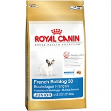 Royal Canin French Bulldog 30 Junior 3.0 кг.