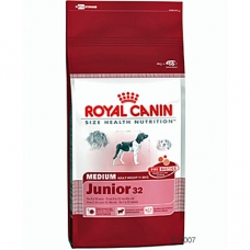 Royal Canin Medium Junior 4.0 кг.
