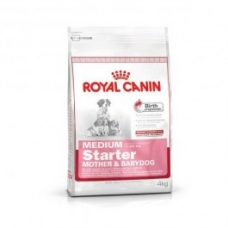 Royal Canin Medium Starter M&B 4.0 кг.