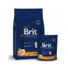 Brit Premium Cat Adult Chicken 8.00 кг.