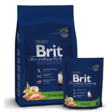 Brit Premium Cat Sterilised 8.00 кг.