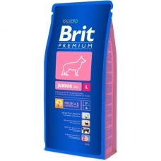 Brit Premium Junior L 15.00 кг.