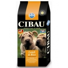 Cibau Adult Lamb & Rice 1.0 кг