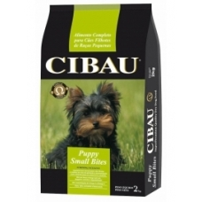 Cibau Puppy Small Bites Chicken & Rice 1.0 кг