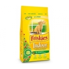 Friskies Indoor 10.00 кг.