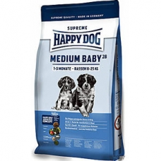 Happy Dog Medium Baby 28 1.0 кг.